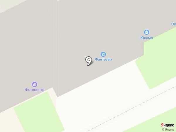 ТМК на карте Пскова
