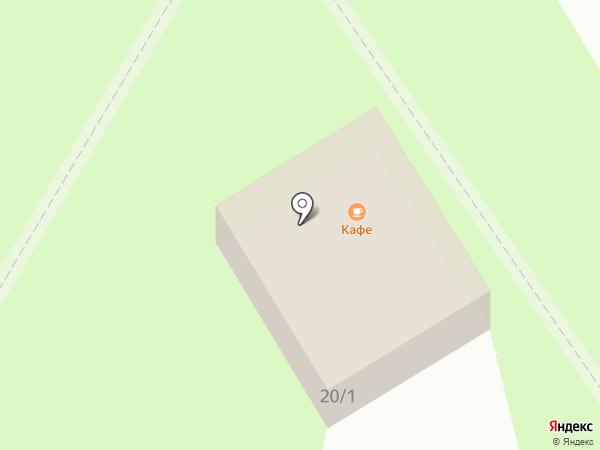 Кафе на карте Пскова