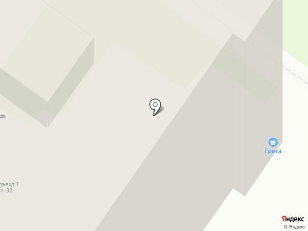 Продуктовый магазин на карте Родины