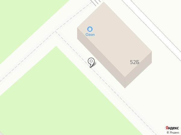 Магазин строительных материалов на карте Пскова