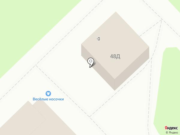 Город Цветов на карте Пскова