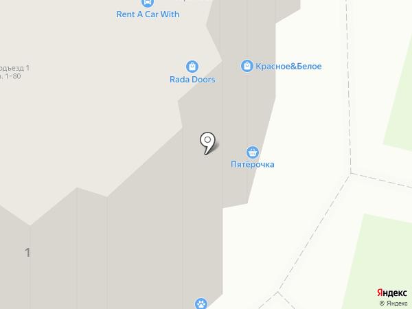 Лит.Ra на карте Родины