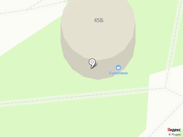 Б/уЛавка на карте Пскова