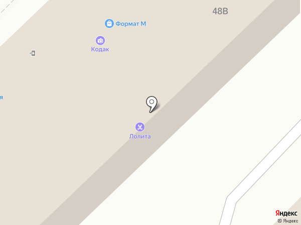 Фотостудия на карте Пскова