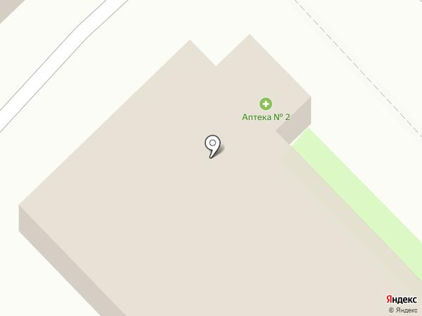 Муниципальная Псковская аптечная сеть на карте Пскова