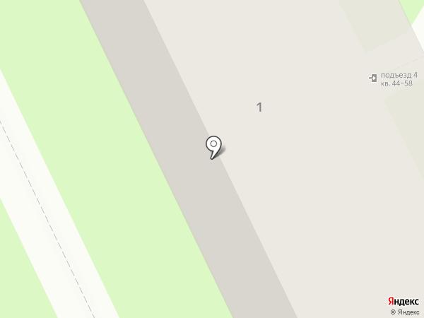 Светоль на карте Пскова