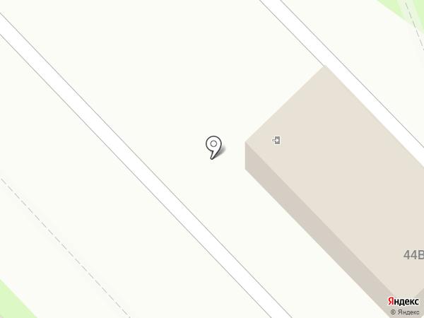 Магазин хозтоваров на карте Пскова
