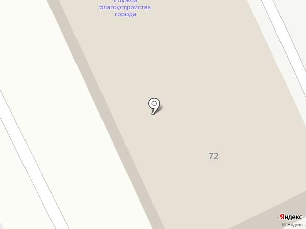 Союз, КПКГ на карте Пскова