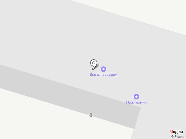 Псковская выпечка на карте Пскова