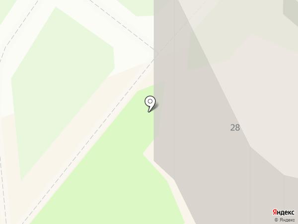 ЗОВ-Стандарт на карте Пскова