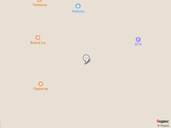 Askona на карте Пскова
