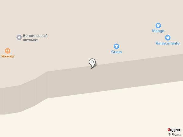 Qрай на карте Пскова
