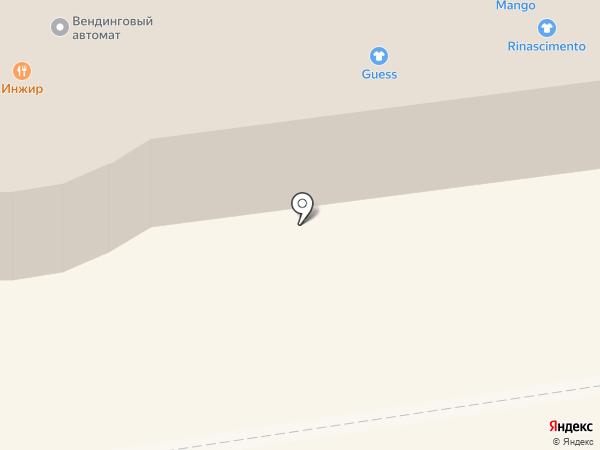 Сонет на карте Пскова
