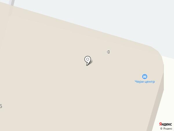 Савва-Авто на карте Пскова