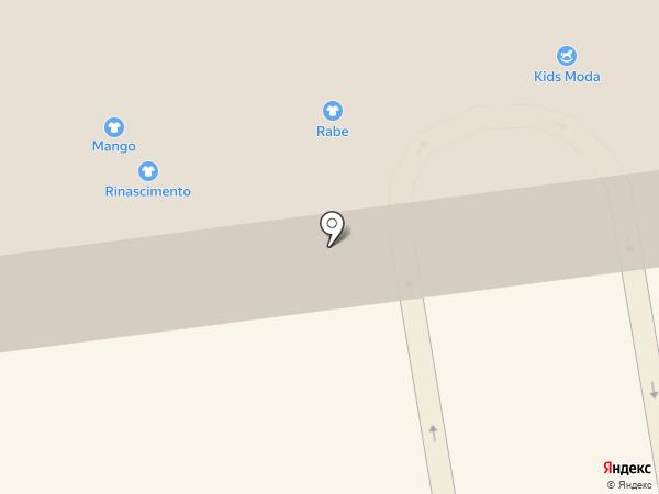 MANGO на карте Пскова