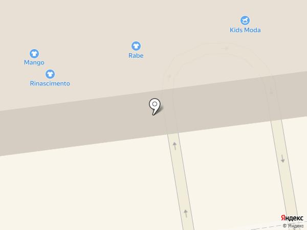 RABE на карте Пскова