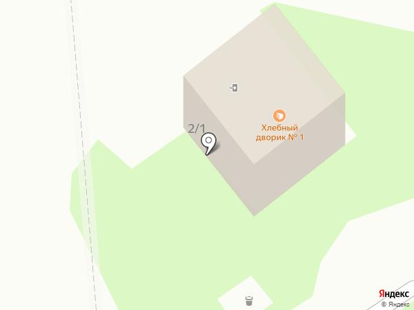 Бистро на карте Пскова