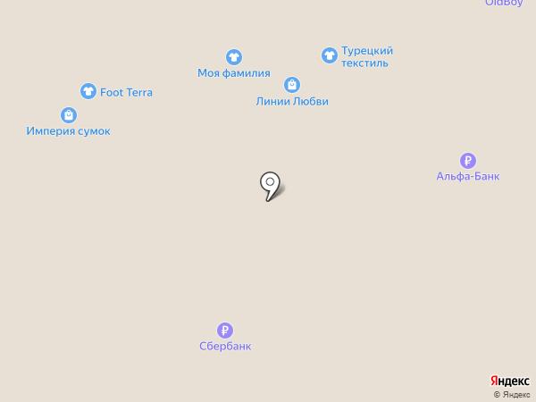FashionFabrique на карте Пскова