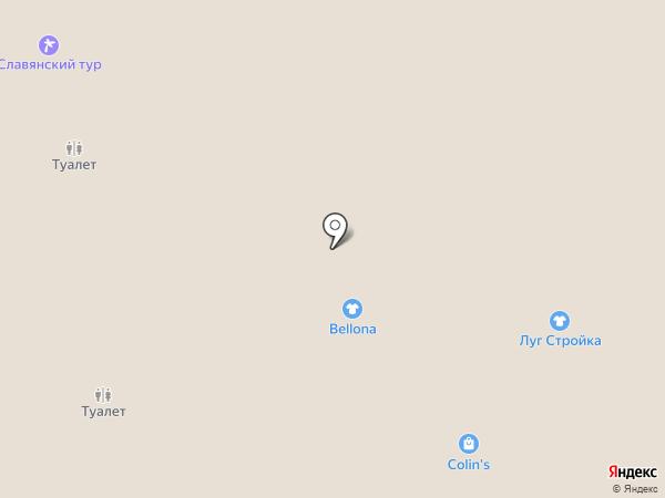 Lakbi на карте Пскова