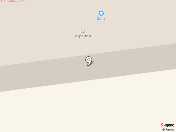 ИгроДром на карте Пскова