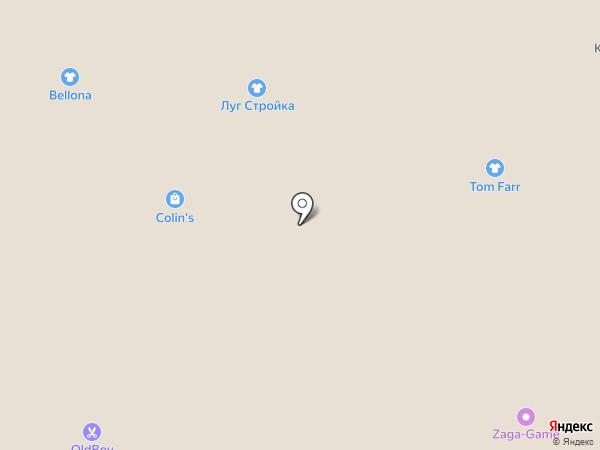 Империя сумок на карте Пскова