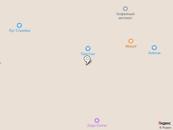 BAON на карте Пскова