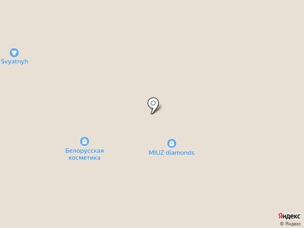 Tiffany Nail Buro на карте Пскова