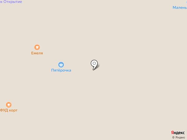 Магазин кожи и меха на карте Пскова