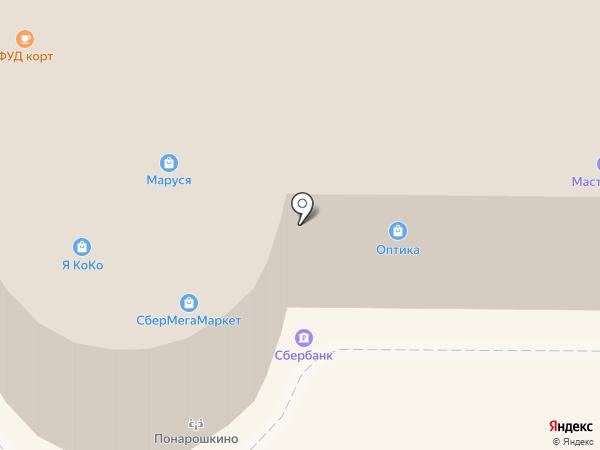Камбрия на карте Пскова