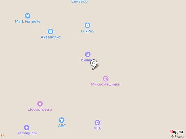 Quick Service на карте Пскова