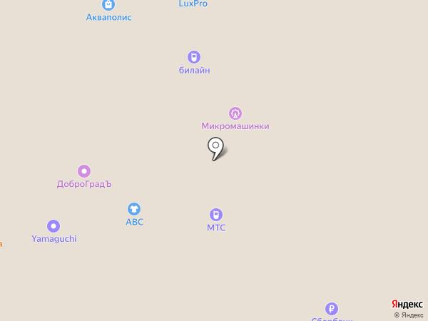 Славянский тур на карте Пскова