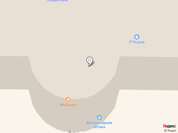 Кавалер на карте Пскова
