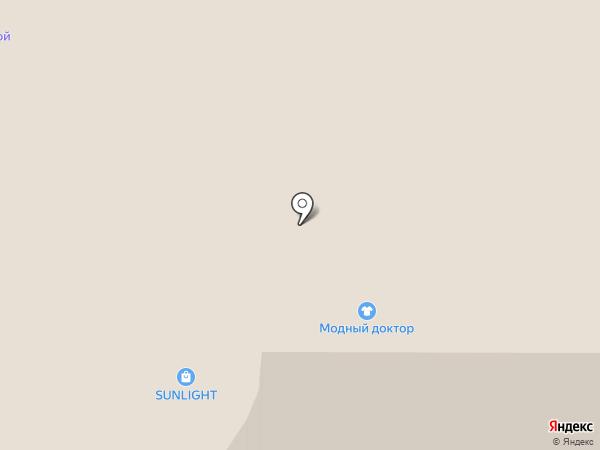 Навигатор на карте Пскова