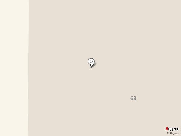 Акватория на карте Пскова