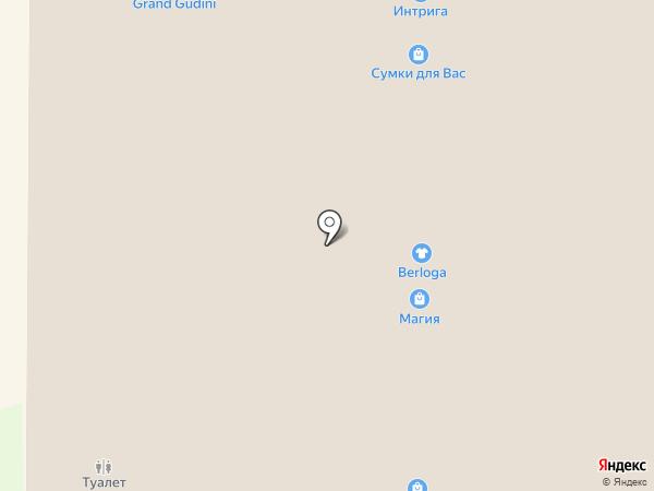 В модном стиле на карте Пскова