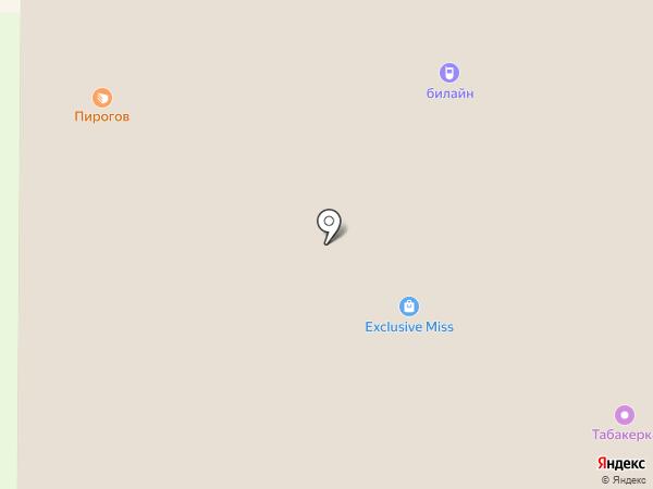 Энергия Жизни на карте Пскова
