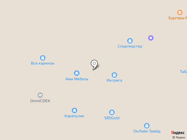 Akril на карте Пскова