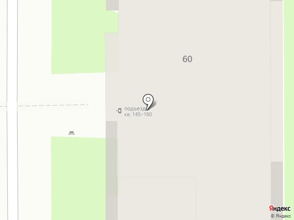 Свой Дом на карте Пскова