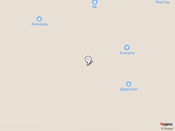 КАЛИНА на карте Пскова