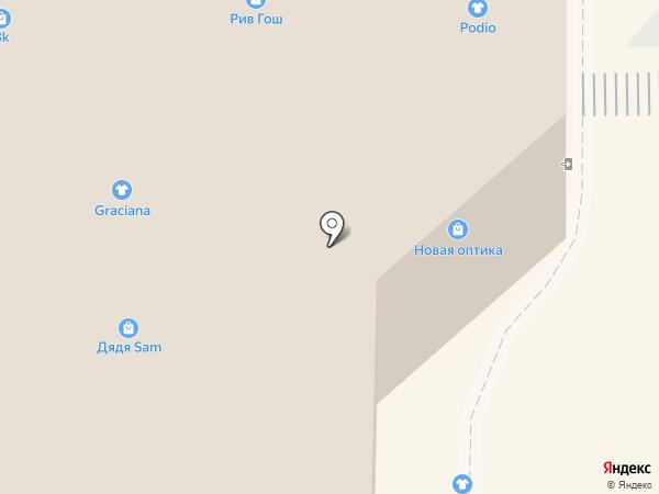 Банкомат, Росбанк, ПАО на карте Пскова