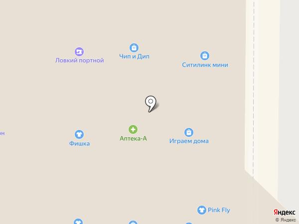 PLAYATHOME.RU на карте Пскова