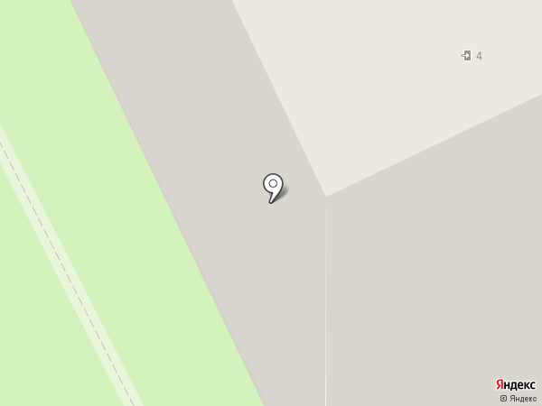 Север-Псков на карте Пскова
