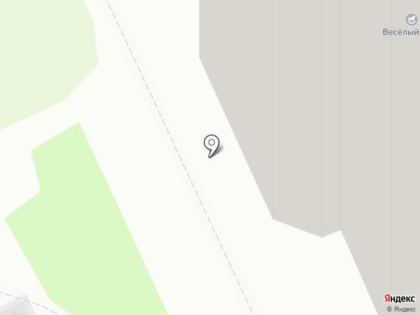 Принц на карте Пскова