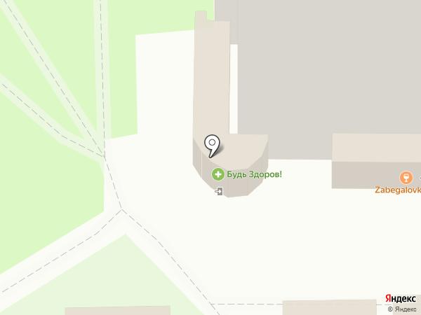 003 на карте Пскова