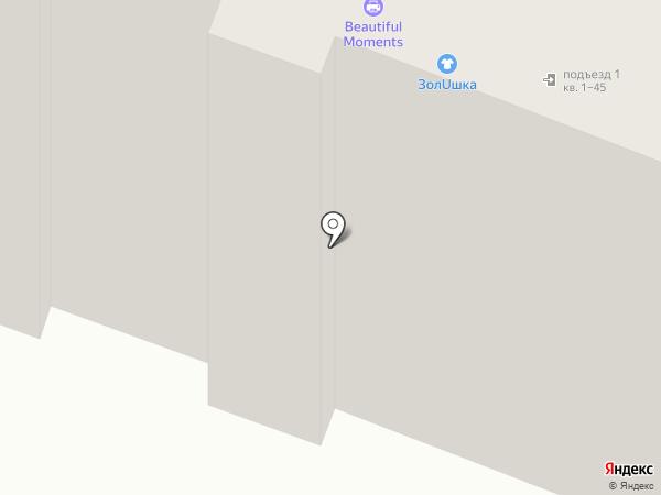 Инвестсервис на карте Пскова