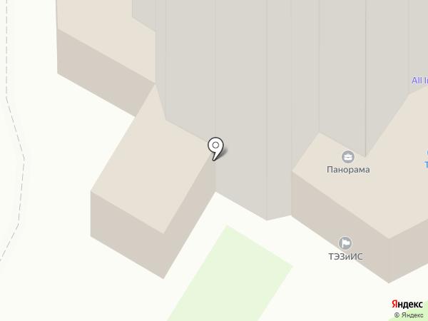 Праздник с настроением на карте Пскова