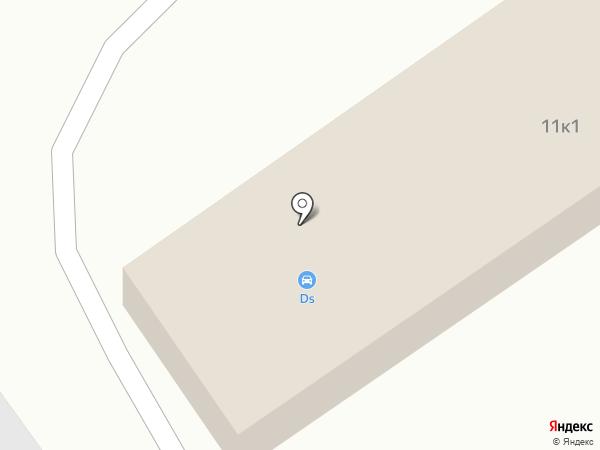 Путёвая на карте Пскова