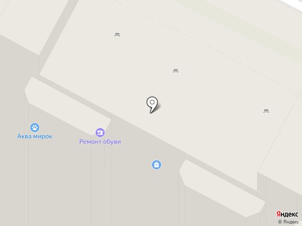 Упак-опт на карте Пскова