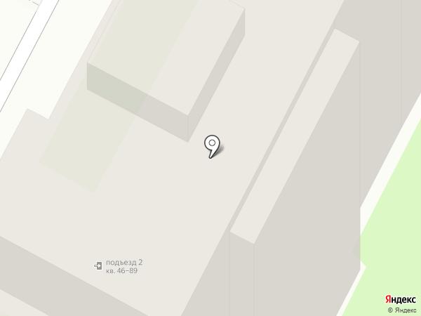 Магазин продуктов на карте Пскова
