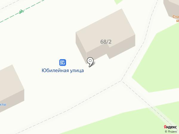 Re-Start на карте Пскова